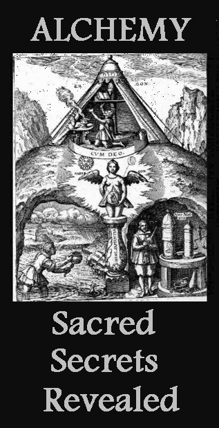 alchemy - sacred secrets revealed