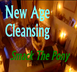 New Age Comedy Television Show Smack The Pony Spiritual Funny Cleansing and Healing